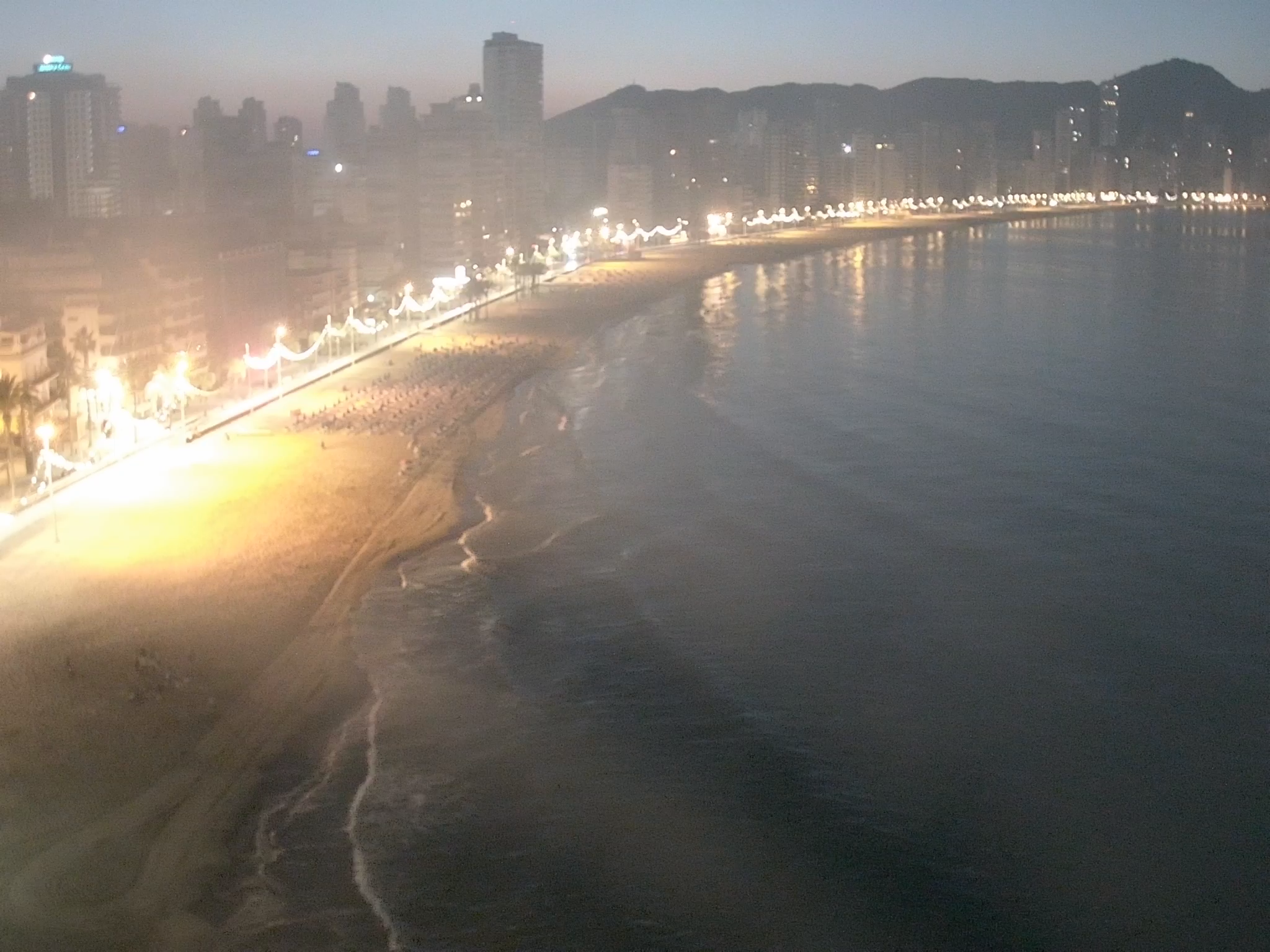Benidorm, Levante - Streaming